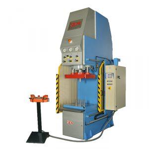 GNP – Pressa oleodinamica da stampaggio veloce (300 mm/sec)