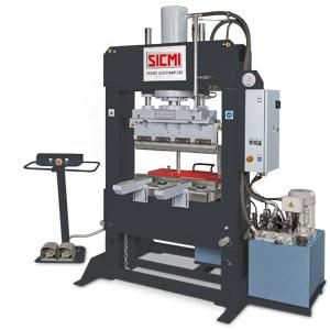 PSL – Pressa oleodinamica da stampaggio - foto 5