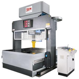 PMM HY - Pressa Ibrida Oleodinamica Elettrica - Sicmi